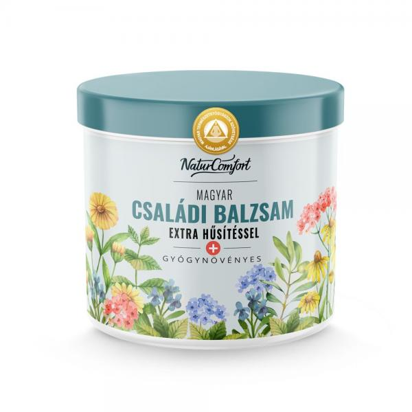 Balsam analgezic cu efect de răcire extra - 250ml