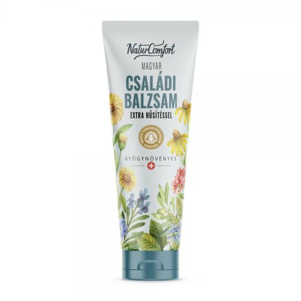 Balsam analgezic cu efect de răcire extra - 50ml