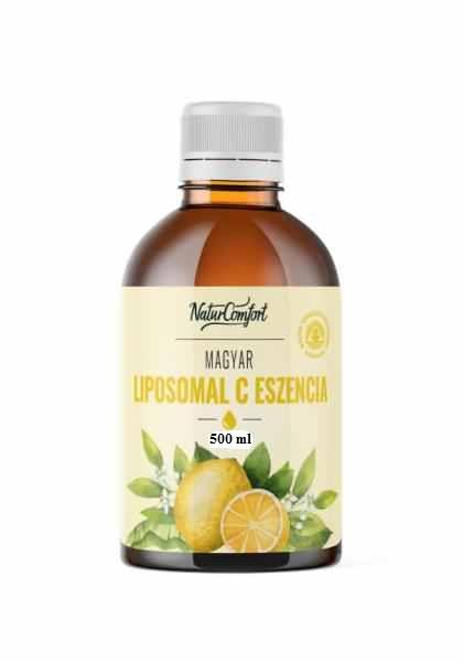 Vitamina C Liposomală (500 ml - 100 porții)